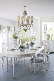 florida beach cottage dining room