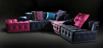 black fabric sectional sofas. Perfect Fabric Versus Fabric Sectional Sofa Inside Black Sofas