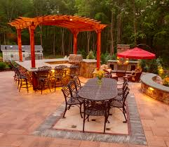 outdoor table lighting ideas. pergola lighting is a great outdoor idea table ideas