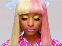 nicki minaj super b makeup tutorial you
