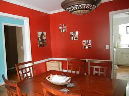 New Trends In Decorating Red Dining Room Wall Decor In Perfect Creative Interior Decorating