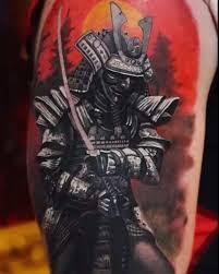 значение тату самурай эскизы и 115 тату на теле рисунки самурай