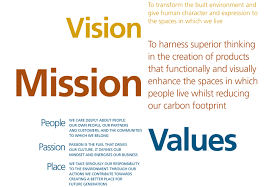 my vision statement sample our vision mission