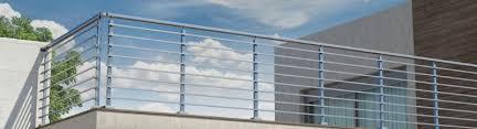 Barandillas De Aluminio Diseño Technal  Ventanas De Aluminio Barandillas De Aluminio Para Exterior