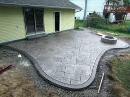 concrete patio cost per square foot a concrete patio best s per square foot how much does a concrete patio cost to install stamped concrete patio per