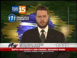 Eduardo Banks - horário eleitoral gratuito 2006 - YouTube