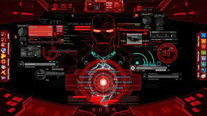 F.R.I.D.A.Y Iron Man Wallpapers ...