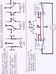 how can i reverse polarity to a motor using relays electronics reversing jpg