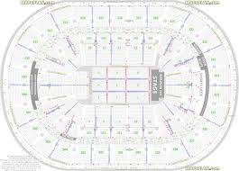 Msg Seating Chart With Seat Numbers Boston Td Garden Seat Numbers Detailed Seating Plan