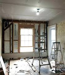 plaster wall vs drywall plaster vs drywall all the walls repaired and the first coat of plaster wall vs drywall