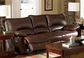 Interesting Leather Couches With Recliners S On Inspiration