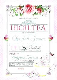 Tea Party Invitations Free Template Mad Hatter Template Justintr Me