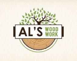 woodworking logo ideas. tree logo wood design woodworking by thumbprintinkdesigns ideas