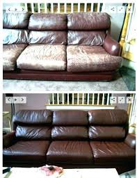 recover couch cushions single seat cushion sofa how to