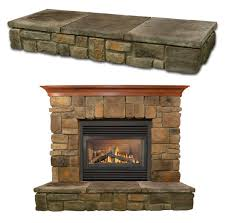 stone fireplace with raised hearth piece hearth pads 2 thick raised hearth