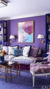 beautiful purple interior design about home decor plan with
