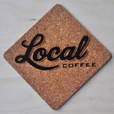 Custom cork coasters Coasters Set Custom Laser Engraved Coasters Cork Inkheadcom Custom Laser Engraved Coasters Cork Laser Cutting Lab Llc