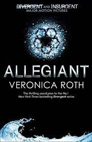 9780007538027 allegiant divergent trilogy book 3