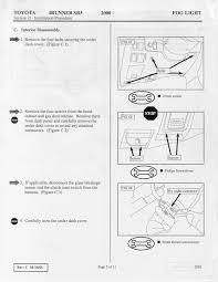 fog light wiring diagram toyota the best wiring diagram 2017 2007 toyota tundra fog light kit at 2007 Toyota Tundra Fog Light Wiring Diagram