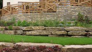 Small Picture Rock garden design and construction
