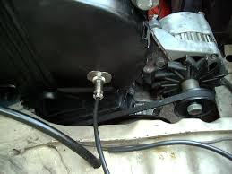 vw diesel tachometer 3 wiring connected to sensor