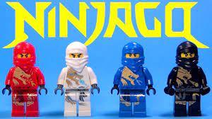 LEGO DX Ninjas Dragon Extreme Ninjago Collection - BrickQueen - YouTube