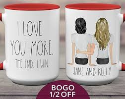 Looking for a valentines day gift for your guy? Valentines Day Mugs Etsy