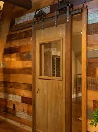 rustic interior barn doors. For A Rustic Look, The Unpainted Steel Can Be Aged With \u0026quot;Plum Interior Barn Doors