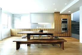 bench style kitchen table dining room tables with benches picnic table kitchen furniture plain ideas picnic