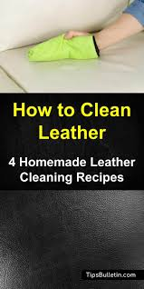 4 homemade leather cleaning recipes leather purse cleaner leather stain remover leather conditioner
