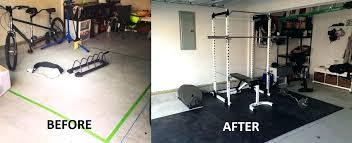 home gym ideas garage setup layout design planner uk garage gym ideas e98