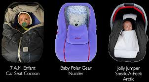 infant car seat winter cover new winter coats and car seats