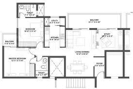 2bhk study 4 super area 1375 sq ft apartment