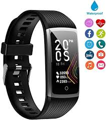 Fitness Tracker HR Smart Watch Heart Rate Sleep ... - Amazon.com