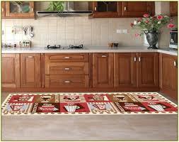 3 piece kitchen rug set design