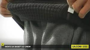 under armour 4 0. men\u0027s ua base™ 4.0 crew - image 4 from the video under armour 0