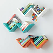 Wall Bookshelves Kids Shelves Wall Cubbies The Land Of Nod