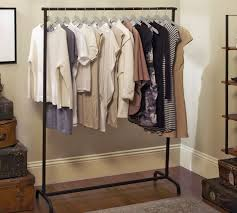room clothes rack. Beautiful Room Throughout Room Clothes Rack Pottery Barn