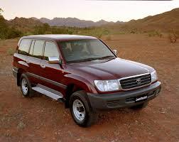 Toyota Landcruiser Review (100/105 Series): 1998-07