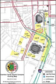 Directions And Parking Maryland Stadium Authority
