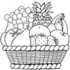 fruit bowl clipart black and white. Beautiful Clipart Dessin Fruits A Colorier Coloring Sheets Pages Books  Food Coloring Inside Fruit Bowl Clipart Black And White I