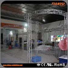 diy lighting truss. Cozy Stage Lighting Truss Exhibition Booth Tianyu Exhibitionequipment Materials Co Ltd Page Diy S