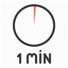 Timer 1 Mins Timer By Icon Stall