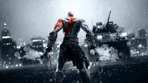 God of War 4K Wallpaper on WallpaperSafari