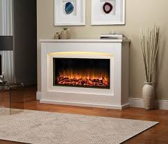 pictures gallery of flush mount electric fireplace