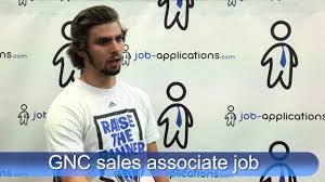 Gnc Interview Sales Associate Youtube             web jpg  sears      GNC Interview   Sales Associate   YouTube
