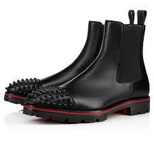 shoes melon spikes louboutin