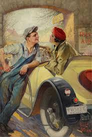 flirting with the gas pump jockey