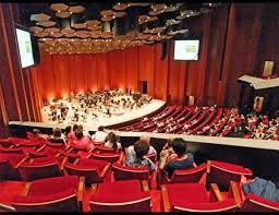 The Orchestra Warms Up At Jones Hall During The 2011 Theater