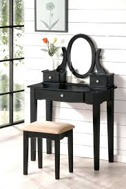 makeup vanity desk with lighted mirror desks table how to build a make